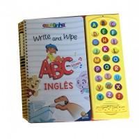 Write&Wipe ABC Book