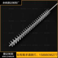 Factory direct stainless steel pipe brush universal pipe brush pipe cleaning brush