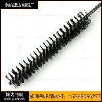 Factory direct plastic pipe brush universal pipe brush household pipe brush