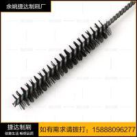 Factory direct plastic pipe brush universal material pipe brush household pipe brush