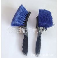 Manufacturers mass production of practical car brushes, durable, easy to clean