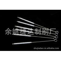 Metal pipe inner hole cleaning brush