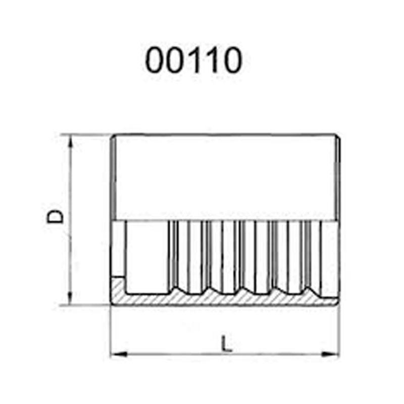 SAE100R1AT/EN 853 1SN胶管套筒