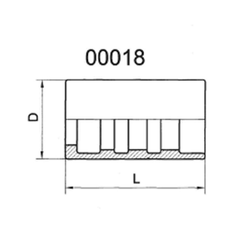 SAE100R7/R8树脂管外套