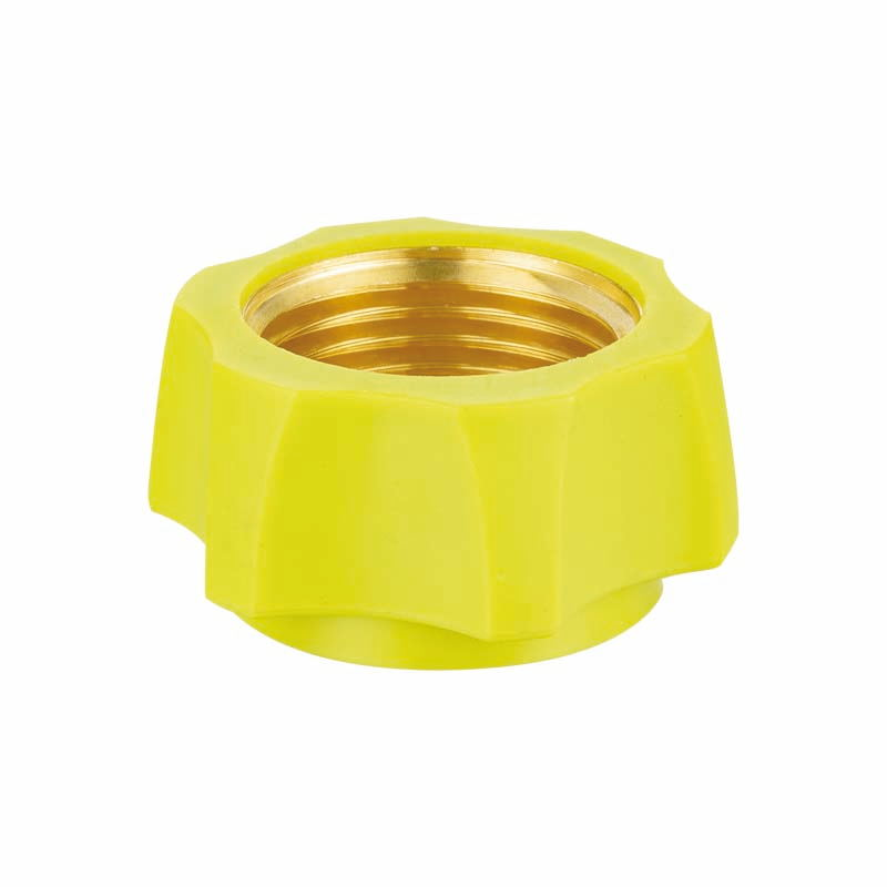 Water inlet rotary nut